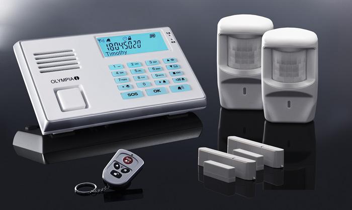 Oprema za alarmni sustav