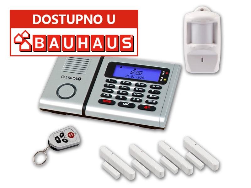Bežični alarmni sistem Protect 6061