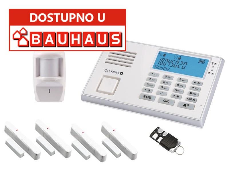 Bežični GSM alarmni sistem Protect 9066