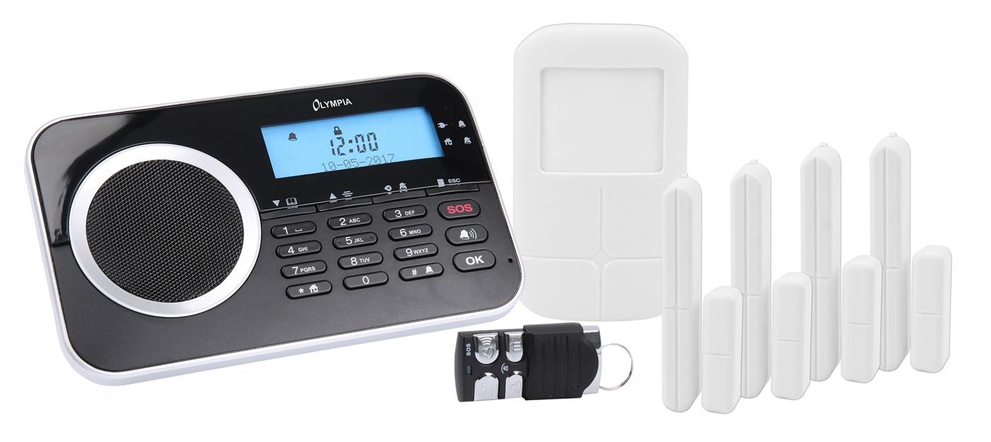 Bežični GSM alarmni sistem Protect 9761